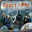 Ticket To Ride : Map Collection  Volume 5 – United Kingdom & Pennsylvania